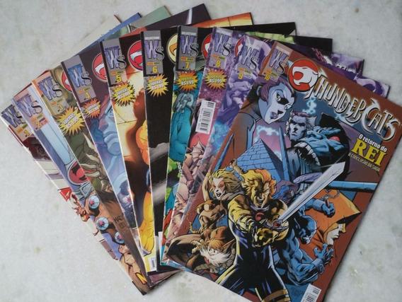 Thundercats Do 1 Ao 10 Panini