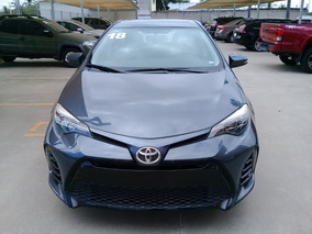 Toyota Corolla 1.8 Se Plus At Cvt