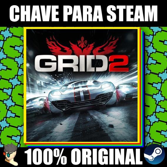 Chave De Ativação Steam: Grid 2