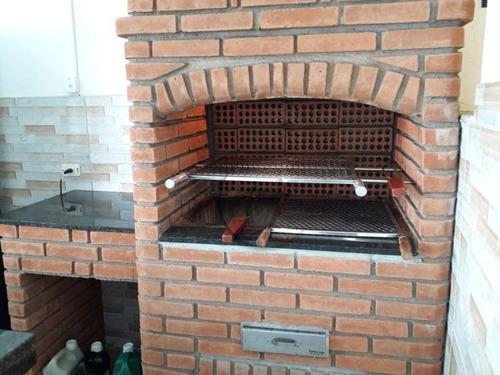 Imagem 1 de 19 de Salão Para Alugar, 220 M² Por R$ 3.800,00/mês - Vila Guaraciaba - Santo André/sp - Sl0247