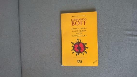 Livro América Latina:da Conquista A Nova ... (autografado)