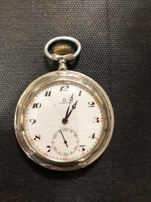 Relógio Omega De Bolso.