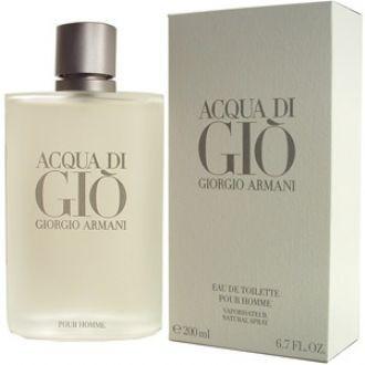 Perfume Acqua Di Gio Homme -- Giorgio Armani -- 200ml