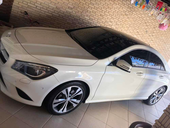 Mercedes-benz Classe Cla 1.6 Vision Turbo Flex 4p