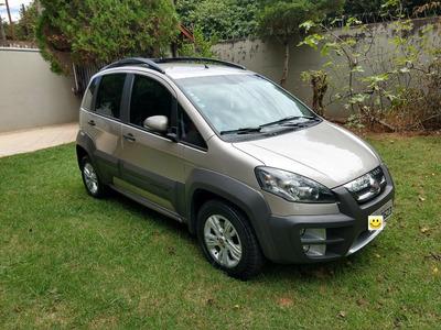Fiat Idea Adventure 2014 Dualogic 27mkm Único Dono Impecável
