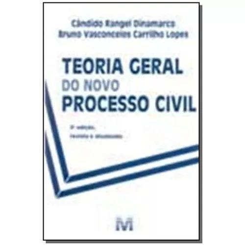 Teoria Geral Do Novo Processo Civil