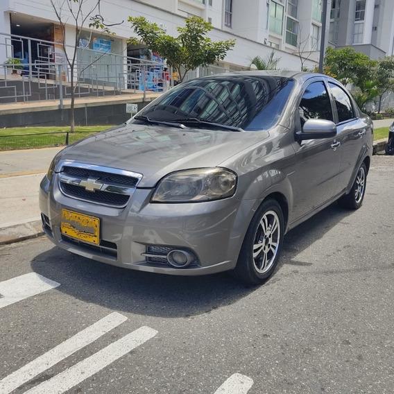 Chevrolet Aveo Emotion Moedelo 2012