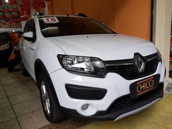Renault Sandero Stepway 1.6 8v Hi-flex, Step201