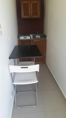Alquiler Apartamento Estudio Amueblado En Zona Universitaria