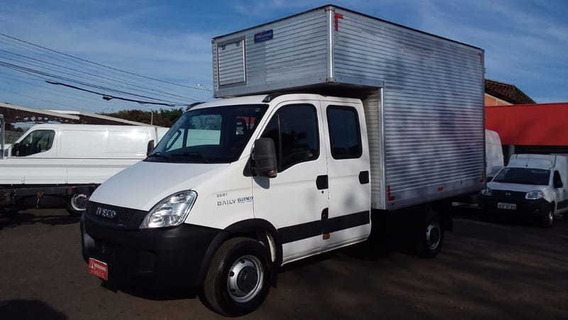 Iveco Daily 35s14 Chassi Cabine Dupla