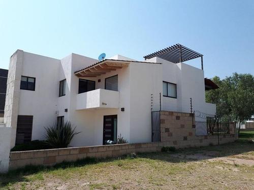 M&c Venta Casa En Rancho Santa Monica Al Sur En Aguascalientes