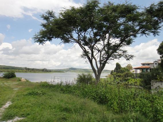 Terreno En Valsequillo Excelente Inversión,con Vista Al Lago