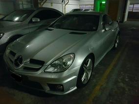 Mercedes Benz Clase Slk 350 Aut Amg 2011