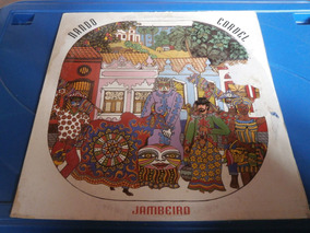 Lp Nando Cordel - Jambeiro, Disco De Vinil, 1985