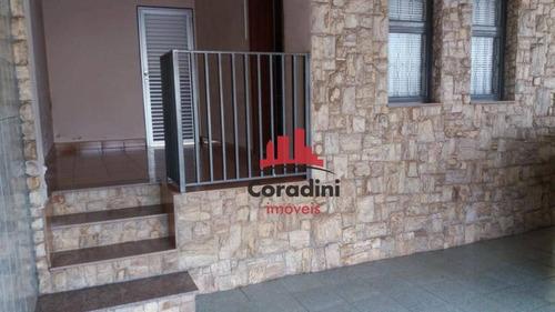 Imagem 1 de 12 de Casa Com 3 Dormitórios À Venda, 201 M² Por R$ 550.000 - Jardim Eldorado - Sumaré/sp - Ca2427