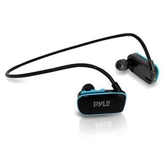 Reproductor De Mp3 A Prueba De Agua Swim Headphone Sumergibl