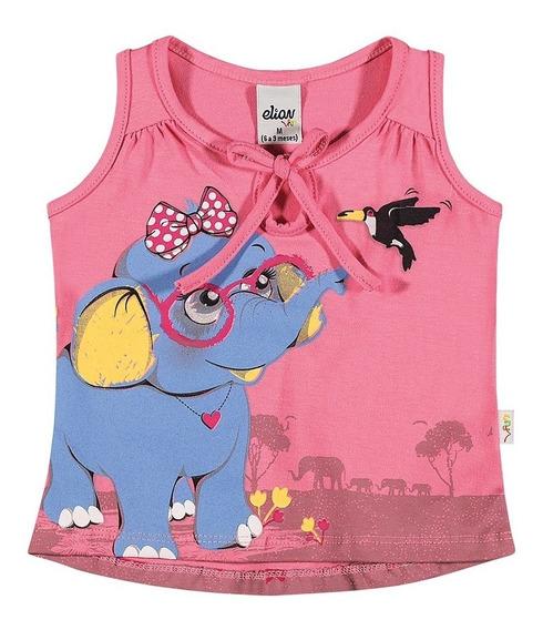 Lote Atacado 20 Camisas Infantil Bebê Masculina Feminina Qualidade P Ao 14
