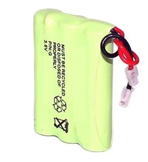 Kit 4 Bateria P/ Telefone S/ Fio Vtech Mi6896 Recarregavel