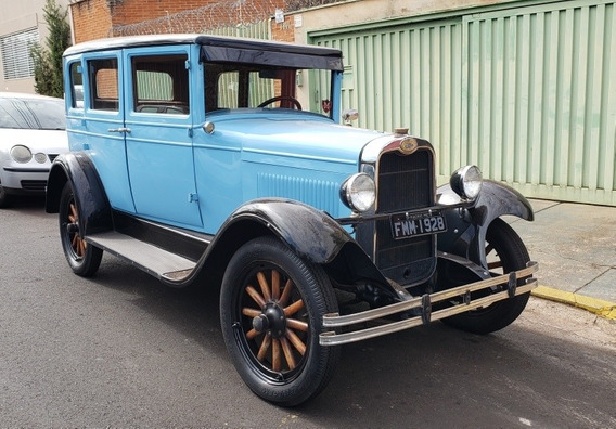 Chevrolet Cristaleira 1928