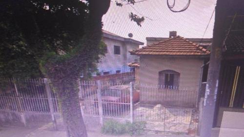 Terreno Residencial À Venda, Jardim Utinga, Santo André - Ca1723. - Te0819