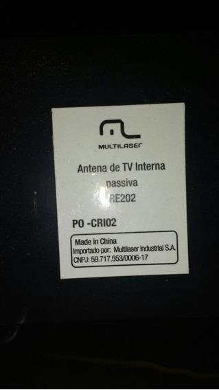 Antena De Tv Interna Passiva