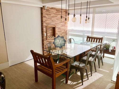 Lindo E Completo Apartamento | Campo Belo | Brooklin Paulista - Mb10150