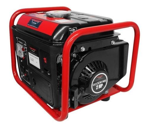 Imagen 1 de 3 de Generador De Corriente Eléctrica 2 Tiempos 900w Gcoem-900