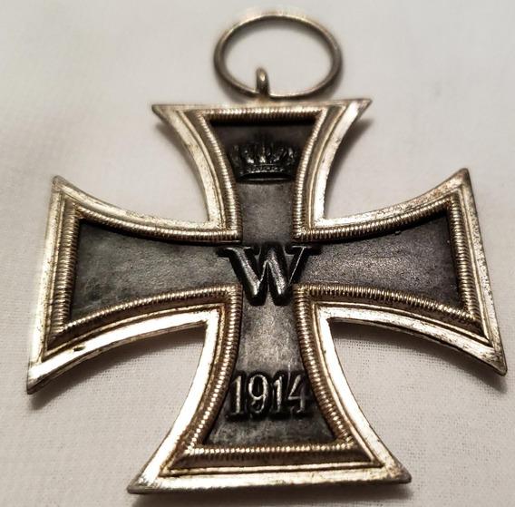 Reprodução Da Cruz De Ferro Primeira Guerra Mundial Alemanha