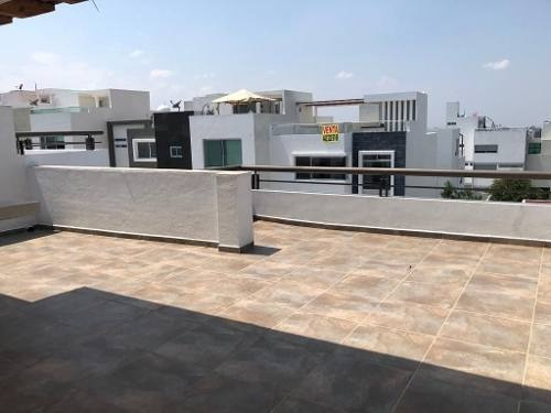 Hermosa Casa En Milenio Iii, Roof Garden, Alberca, 3 Recamaras, Estudio, Lujo !