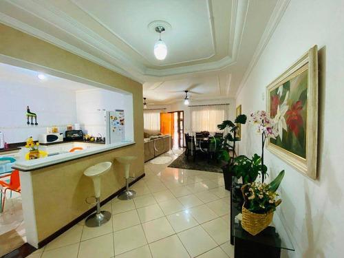 Imagem 1 de 30 de Casa Com 3 Dormitórios À Venda, 130 M² Por R$ 400.000,00 - Jardim Noiva Da Colina - Piracicaba/sp - Ca3781
