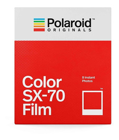 Filme Polaroid Color Sx-70