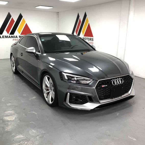 Audi Rs5 2018 Coupe 2.9t 450hp