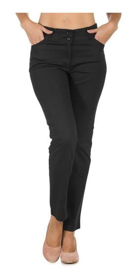 Pantalon Drill Mujer Negro Mercadolibre Com Co