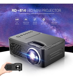Mini Proyector Led Video Av,usb,tf Card, 5v