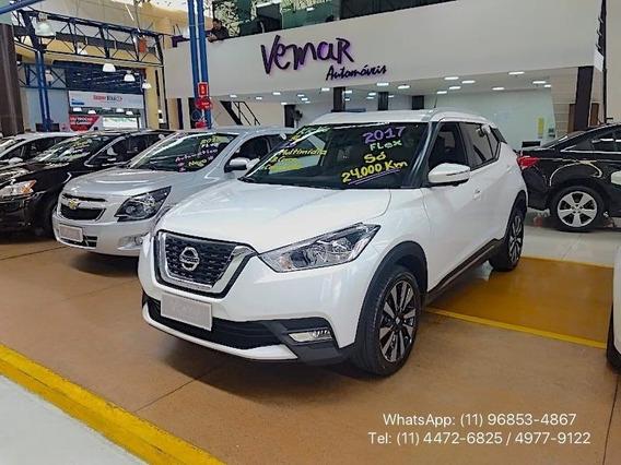 Nissan Kicks Sl 1.6 Flex Autom.