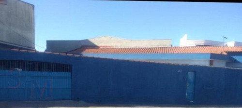 Imagem 1 de 10 de Casa Com 2 Dormitórios À Venda, 151 M² Por R$ 425.000,00 - Parque Oratório - Santo André/sp - Ca0901