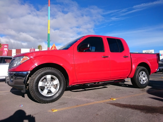 Nissan Frontier Se 4x2 2010 Doble Cabina