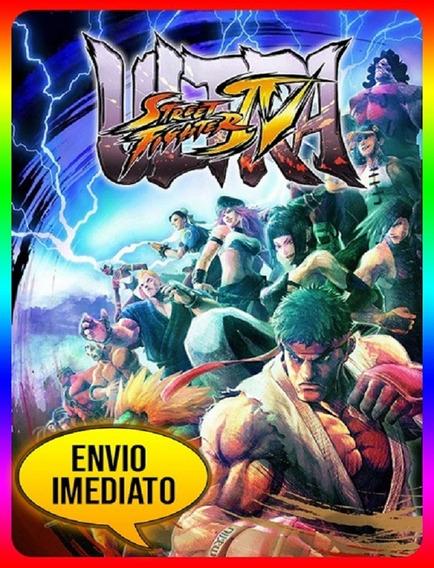 Ultra Street Fighter 4 Pc - Steam Key (envio Já)