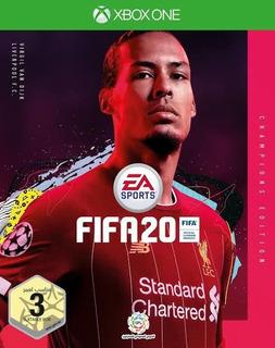 Fifa 20 Xbox One(entrega Inmediata)