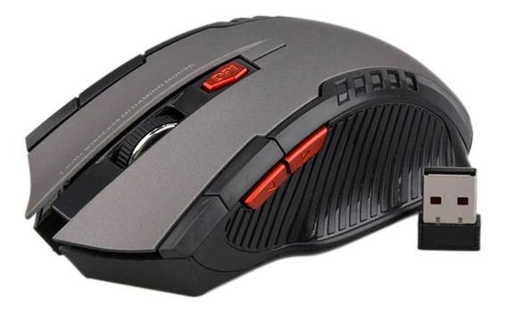 Mouse Óptico Sem Fio Usb Gamer Ultra Leve - Oferta