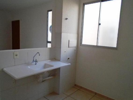 Apartamento Para Venda Em Araras, Jardim Celina, 2 Dormitórios, 1 Banheiro, 1 Vaga - V-254