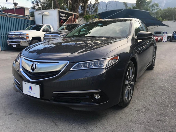 Acura Tlx Advance 2015