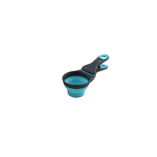 Clip Bolsa Alimento Perro C/ Dosificador 133 Gr./4oz - Dexas