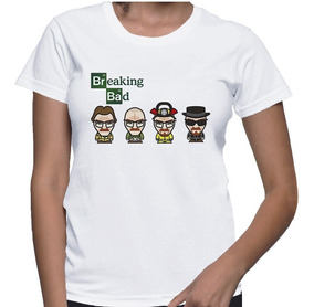 Camiseta Breaking Bad Better Call Saul Walter White 2237