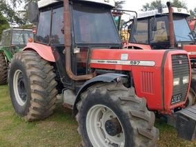 Tractor Mf 297, 2004, 10% De Desc Sin Usado