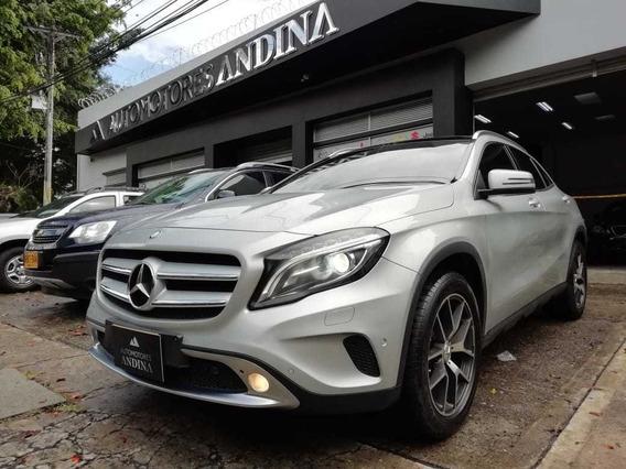 Mercedes Benz Clase Gla 200 Automatica Sec 2015 1.6 Fwd 313