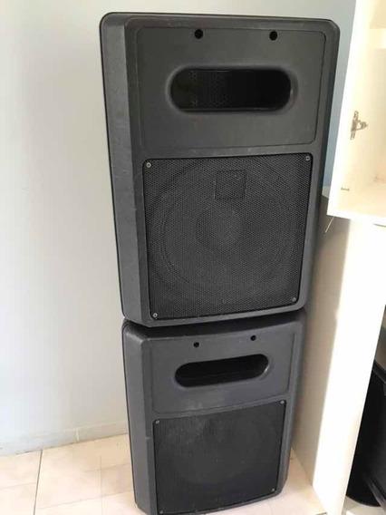 Par De Caixas Eletro Voice Sx 120 300w Passiva