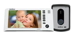 Video Porteiro Intelbras Iv 7010hf Monitor Lcd 7 Branco