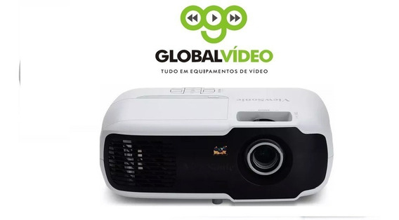 Projetor Viewsonic Pa502s / 3500 Lumens - 1 Ano De Garantia