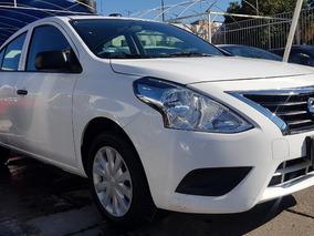 Nissan Versa 1.6 Drive 2018 Factura Original Servicos